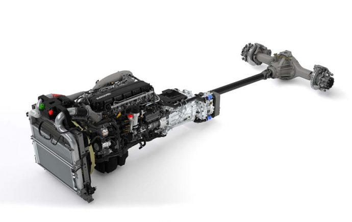motores PACCAR MX 11 y MX 13
