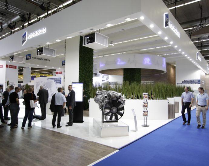 Motorservice Automechanika Frankfurt
