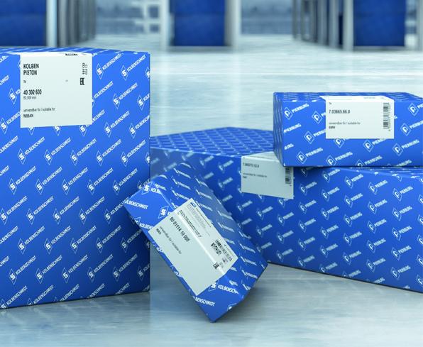 Motorservice lucha contra la falsificación productos