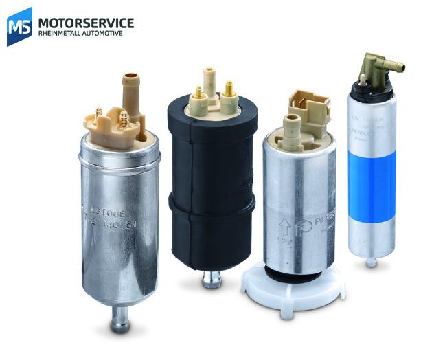 Motorservice recambios sistema de alimentación de combustible