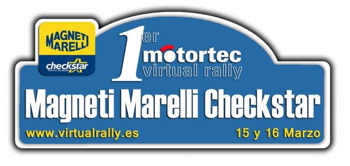 Motortec Virtual Rally de Magneti Marelli