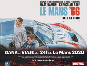 Motul sortea un viaje para dos personas a las 24 Horas de Le Mans 2020