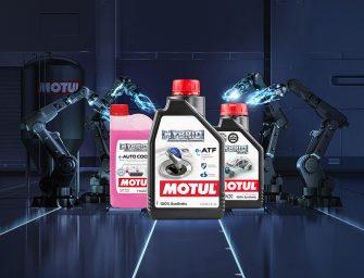 Motul lanza su nueva gama Hybrid para vehículos híbridos