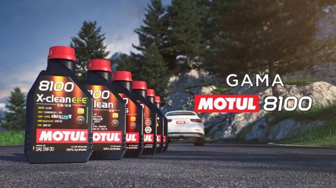 Motul novedades en gama lubricantes 8100