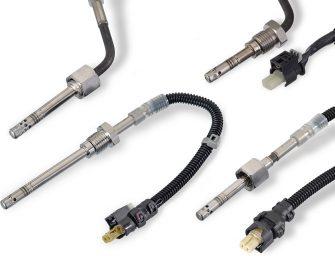 Motorservice amplía su gama de sensores de temperatura de gases de escape