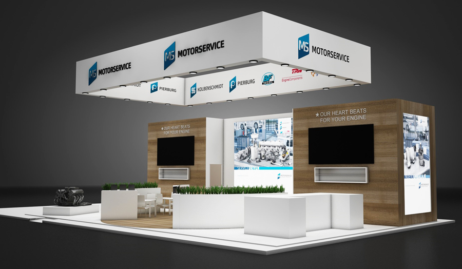 MS Motorservice en Motortec Automechanika Madrid 2019
