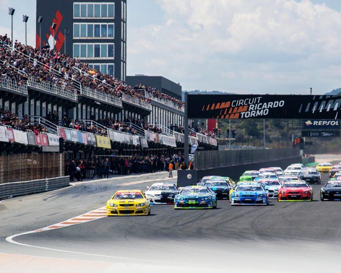NASCAR Whelen Euro Series Valencia