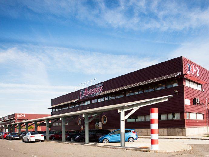 Neumáticos Andrés Top 50 de empresas de Castilla y León