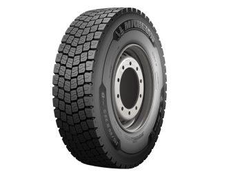Michelin amplía su gama de neumáticos de camión X MULTI