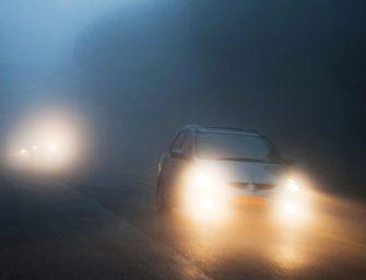 ¡No solamente los neumáticos de invierno pueden salvarte si no ves el peligro!