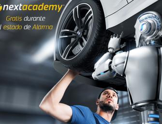 La plataforma Next Academy de Serca, gratuita durante el estado de alarma