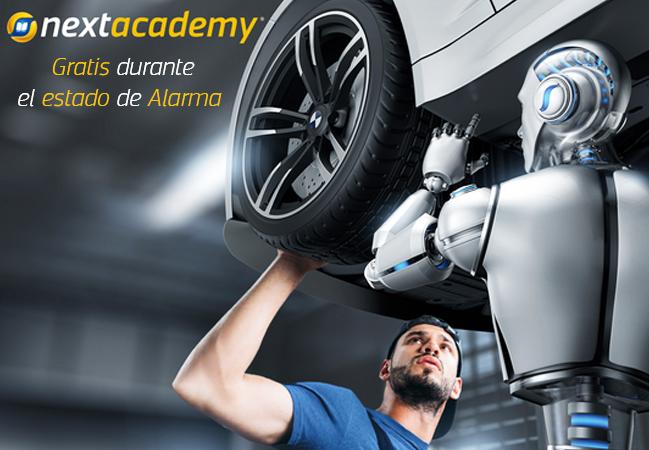 Next Academy Cloud del Grupo Serca gratuita durante estado de alama