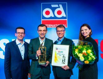 NGK Spark Plug, premiada por partida doble en los premios anuales de ADI