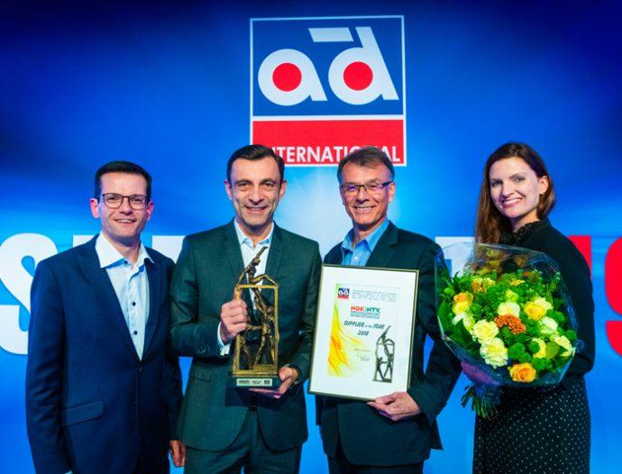 NGK Spark Plug premios anuales ADI