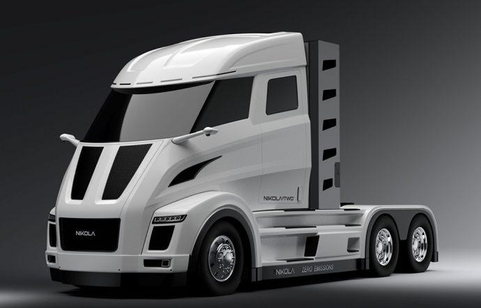 bosch y nikola propulsion electrica para los camiones del futuro