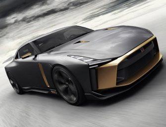 Brembo diseña unas pinzas específicas para el Nissan GT-R50 by Italdesign