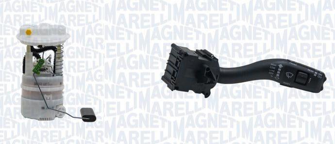 novedades instrumentación y aspiración Magneti Marelli