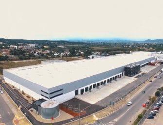 NRF abre las puertas de su nuevo almacén central de Valencia