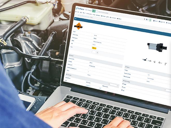 NRF obtiene sello de calidad Certified Data Supplier de TecAlliance