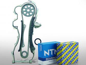 NTN-SNR lanza a la posventa nuevos kits de cadena de distribución