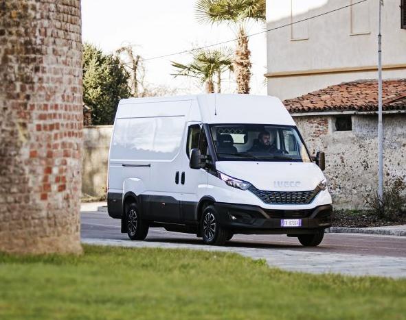 nueva furgoneta Iveco Daily