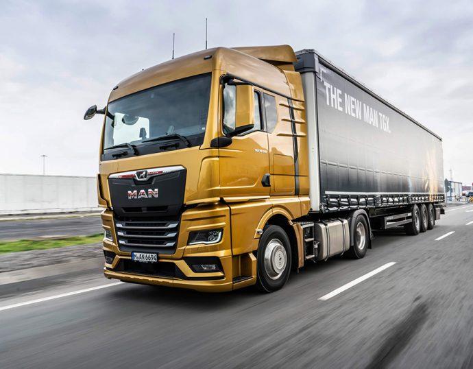 nueva generación camiones MAN llega a España