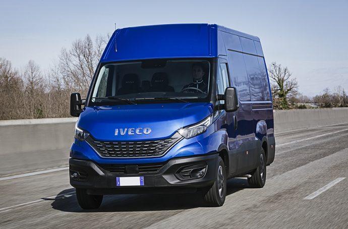 Nueva marca de servicios y soluciones de transporte Iveco ON
