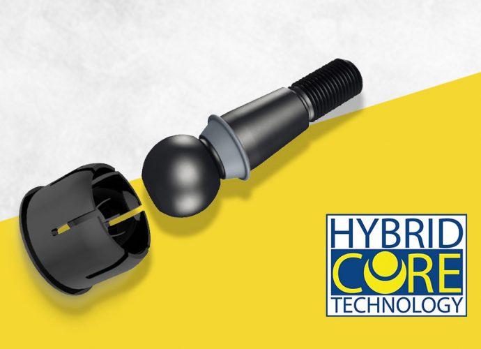 nueva tecnología Hybrid Core rodamientos de productos MOOG