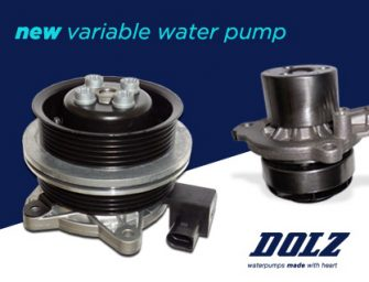 Industrias Dolz presenta sus nuevas bombas de agua variables