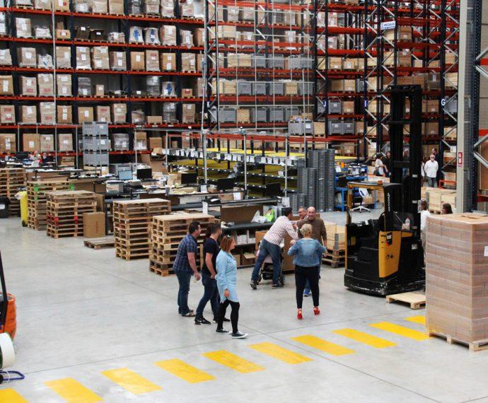 nuevas instalaciones de Industrias DOLZ