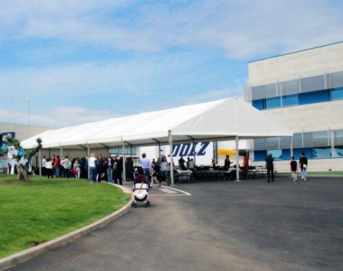 nuevas instalaciones Industrias DOLZ