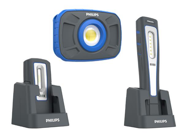 nuevas lámparas LED profesionales Philips