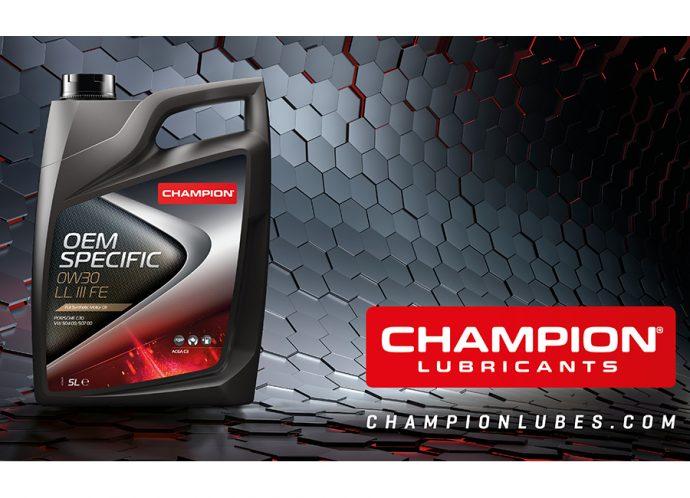 nuevo aceite motor Champion OEM SPECIFIC 0W30 LL III FE para modelos VAG recientes