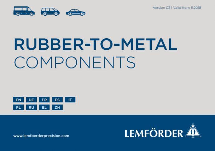 nuevo catálogo caucho-metal de Lemförder