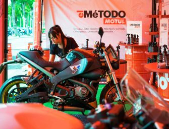 Motul MC Care, revolucionario sistema de limpieza de motos