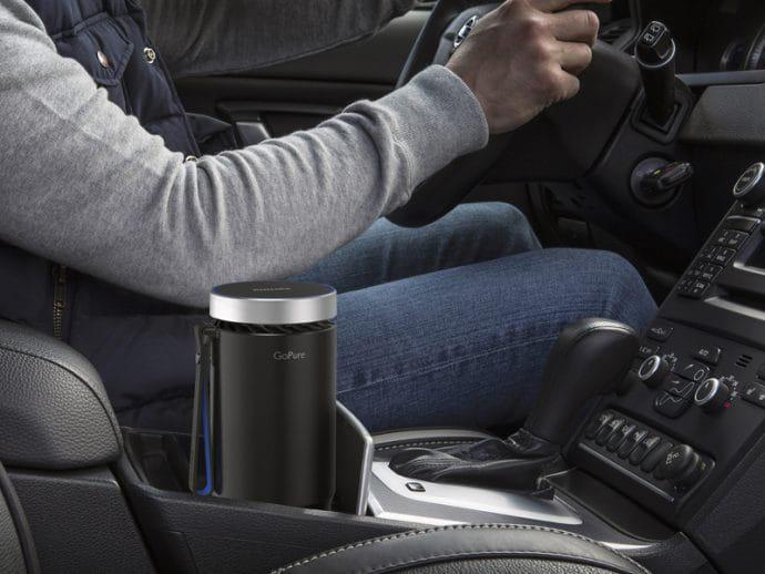 nuevo purificador de aire para automóviles Philips GoPure GP5611