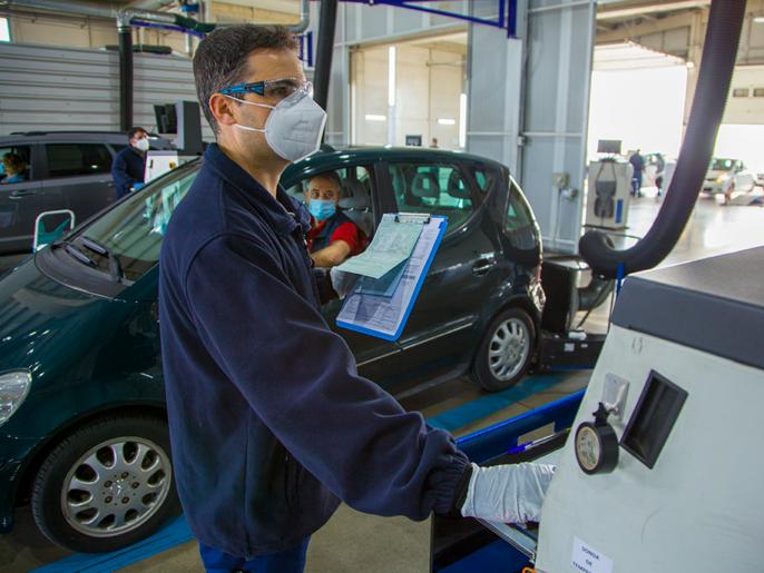 nuevo Reglamento de Ejecución 2021 392 sobre seguimiento y notificación de emisiones de CO2 y consumo de combustible y energia de automóviles