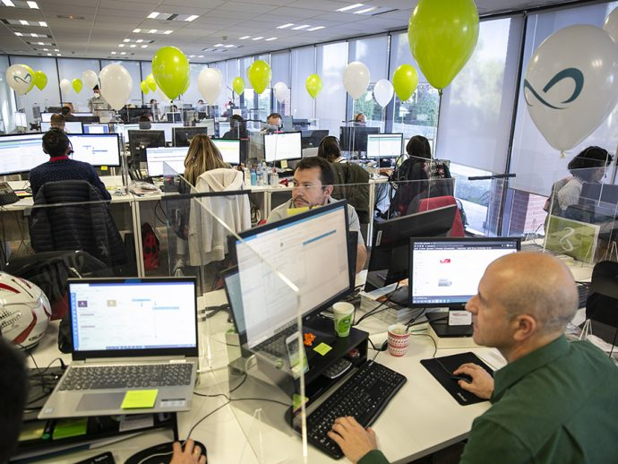 oficinas Mobius Group en Madrid