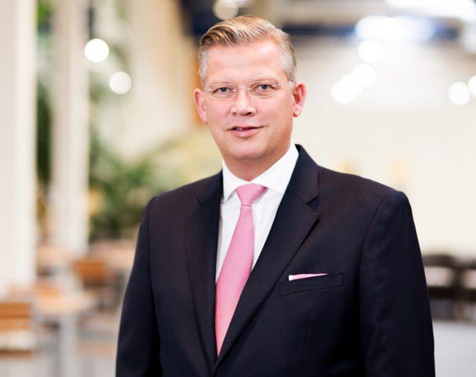 Olaf Giesen nuevo CEO de EUROPART