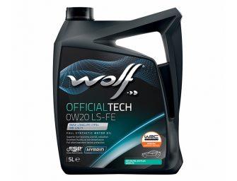 Opel certifica el aceite OfficialTech 0W20 LS-FE de Lubricantes Wolf