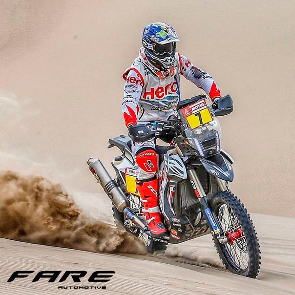 Oriol Mena Dakar 2019