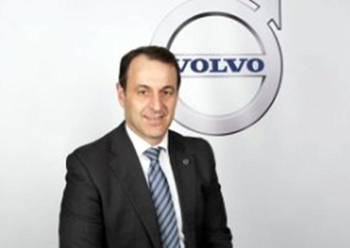 Oscar Castellano Volvo Trucks