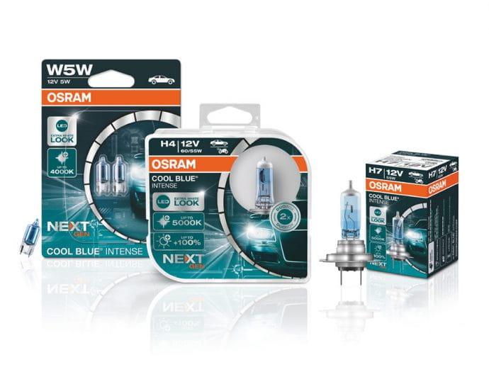 Osram actualiza gama lámparas Diseño y mejora las Cool Blue Intense