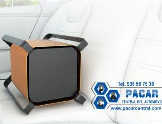 Pacar-Ozone, nueva gama de desinfección con ozono para vehículos y locales de hasta 80 m2