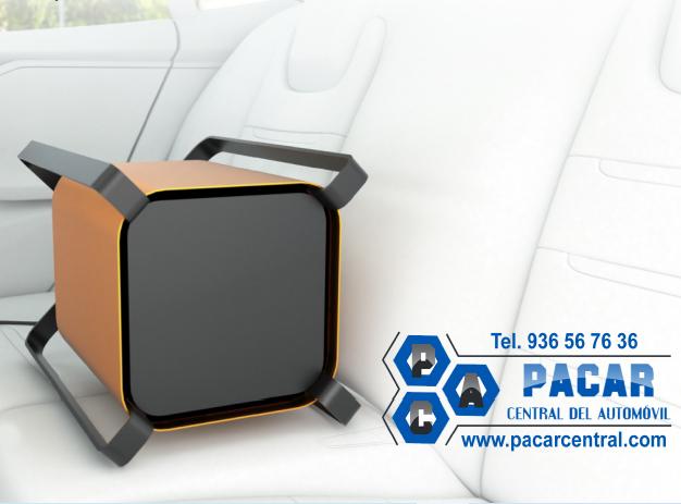Pacar-Ozone generador de ozono para talleres y tiendas de automoción