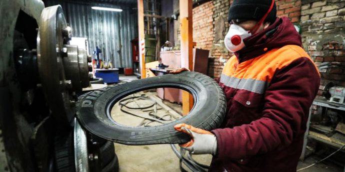 países donde más baterías y neumáticos falsos se venden- falsificaciones