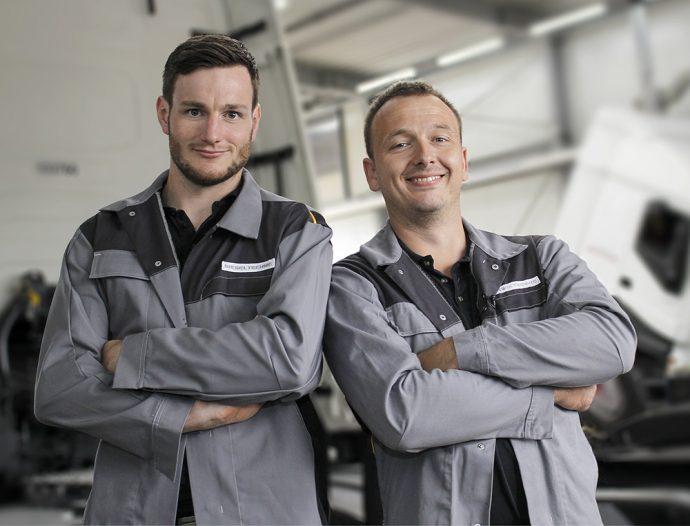 sustitución de los cilindros de embrague por DT Spare Parts