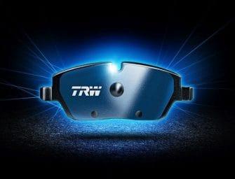 Las pastillas Electric Blue para vehículos eléctricos de TRW, únicas en la posventa