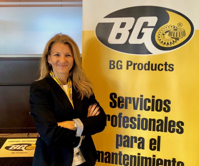 Paz Moreno BG Products