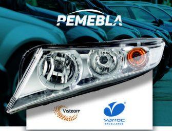 Pemebla suma nuevas referencias en productos de iluminación Visteon-Varroc